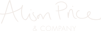 Signature logo of Alison Price & Company