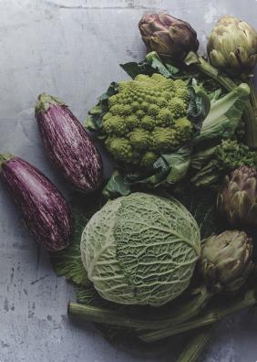 Vegetables & Salad